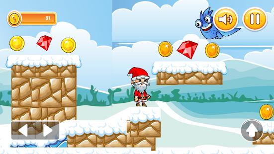 Download Santa Naughty runner For PC Windows and Mac apk screenshot 4