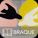Braque avec Picasso icon