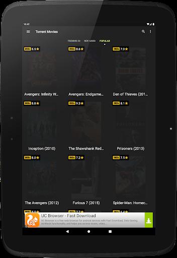 Torrent Movies 1.2.3 screenshots 9