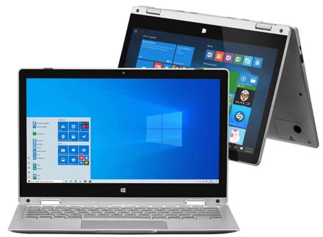 Imagem de Notebook modelo MULTILASER   touchscreen M11W Prime