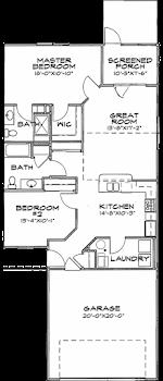Go to Isleworth SP Floorplan page.