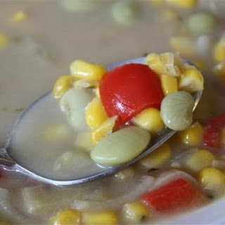 Creamed Corn Succotash Recipes