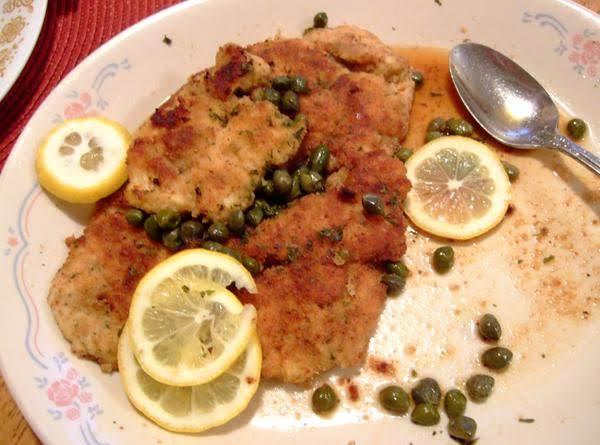Chicken Piccata Recipe