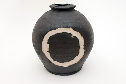 Dan Kelly Ceramic Bottle 01