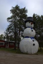 Photo: Finnish tourist stop