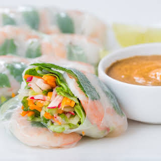 How To Make Summer Rolls.