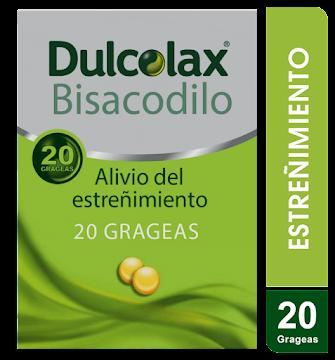 DULCOLAX 5MG CAJA X20   GRAGEAS BOEHRINGER BISACODILO