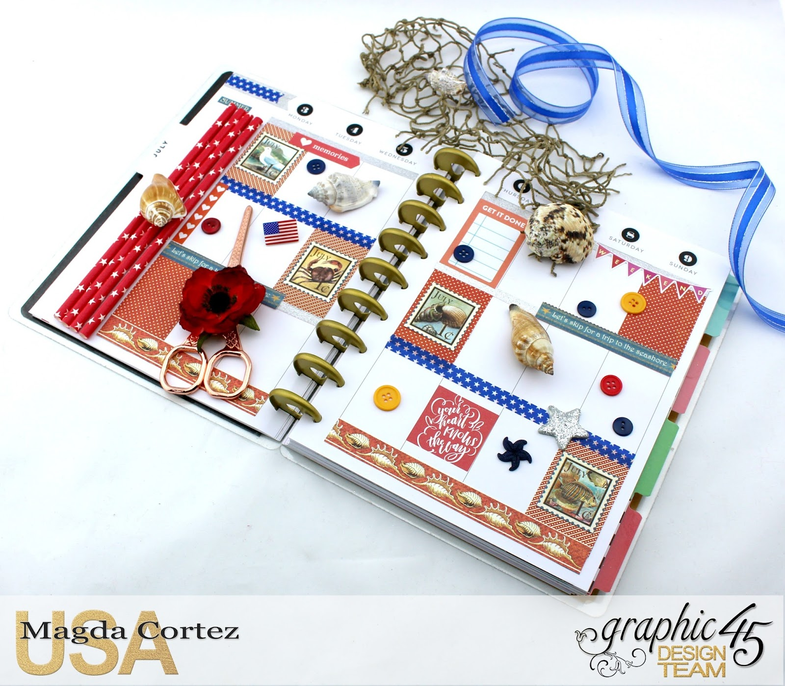 My JULY G45 Planner, Children's Hour By Magda Cortez, Product by G45, Photo 11 of 20 .jpg