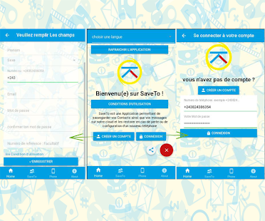 App saveto APK for Windows Phone