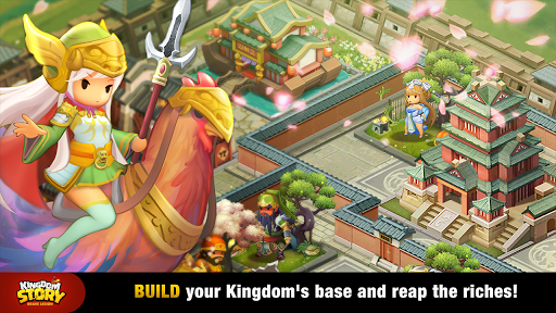 Kingdom Story: Brave Legion screenshots 6
