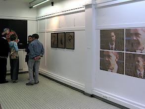 Photo: © Olivier Perrot Exposition à l'ESAM www.olivier-perrot.com