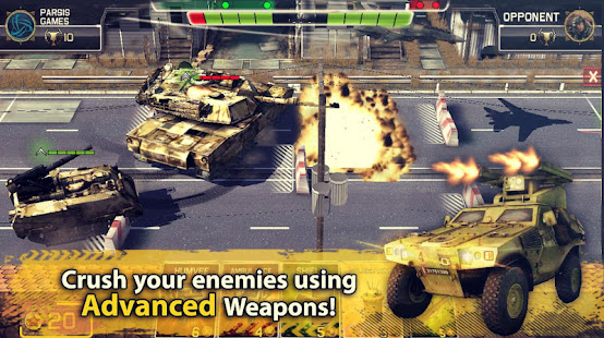 Mod Game Fire Line: Frontline Battles for Android