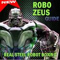 ZEUS Robot Boxing Steel Tips icon