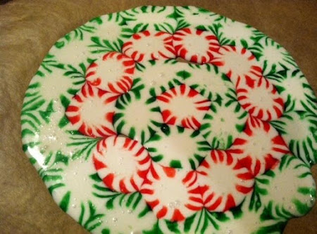 PEPPERMINT PLATTER Recipe