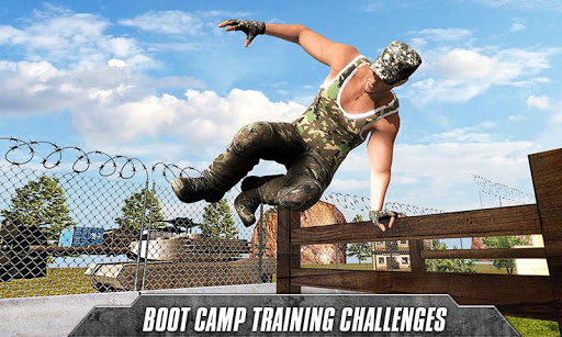 US Army Training School Game: Obstacle Course Race  {cheat|hack|gameplay|apk mod|resources generator} 2