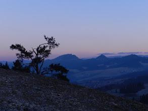 Photo: Wdżar, Pieniny/Gorce - widok na Pieniny Właściwe:Trzy Korony, Nowa Góra, Macelak