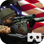 War Shooter VR Sniper weapons