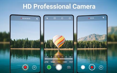 HD Camera – Selfie Camera, 4K Camera, Photo Editor 1