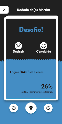 Verdade ou Desafio - Portuguu00eas 1.0 screenshots 2