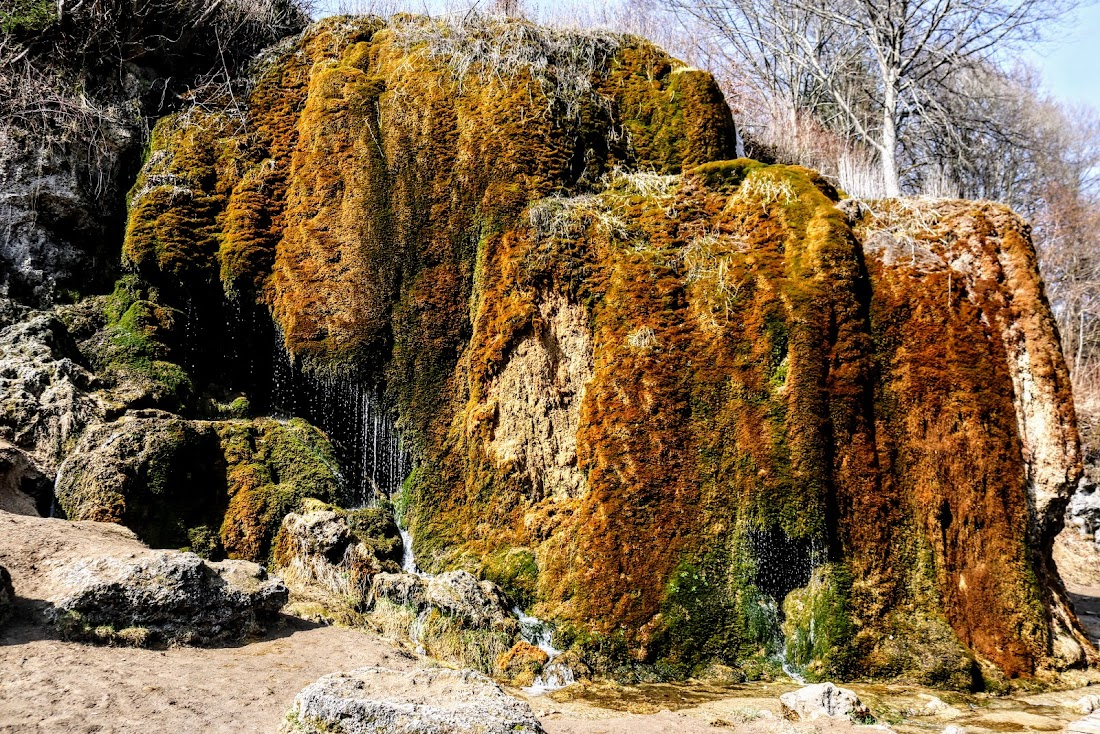 Водопады со всего мира в фотографиях