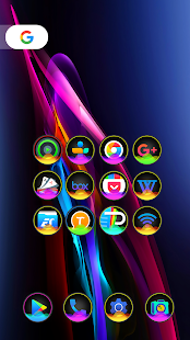Sonar - Icon Pack Screenshot