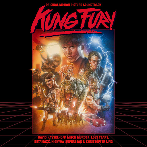 Kung Fury (Original Motion Picture Soundtrack)