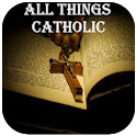 All Things Catholic Podcast icon