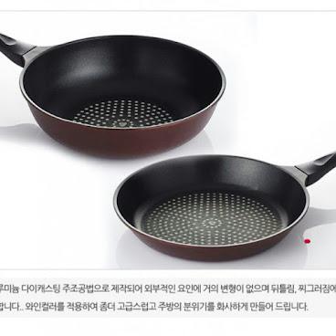 韓國代購熱賣韓國本地品牌的湯鍋及剪plan限量套裝