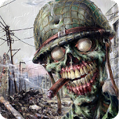 Commando zombie highway Game