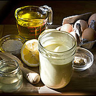 Fermented Mayonnaise
