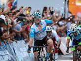 Barbier wint de etappe in Slowakije, Steimle de ronde