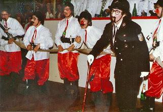 Photo: Feuerwehrtanz 1975