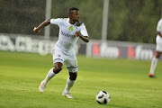 Sifiso Myeni of Bidvest Wits during the Nedbank Cup Last 32 matches between Bidvest Wits and Cape Town City FC at Bidvest Stadium on February 07, 2018 in Johannesburg, South Africa.