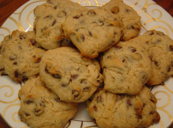 Chocolate Chip Yogurt Cookies Recipe