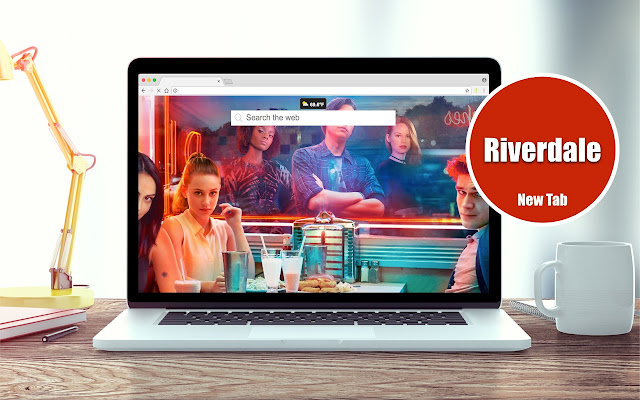 Riverdale Wallpapers New Tab Theme