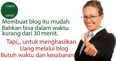 Panduan Blogger untuk pemula