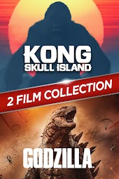 Kong: Skull Island / Godzilla 2-Film Collection
