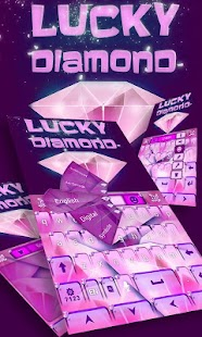 Lucky-Diamond-GO-Keyboard