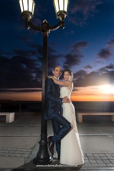 Wedding photographer Federico Ordoñez (ordonezfederico). Photo of 07.03.2018