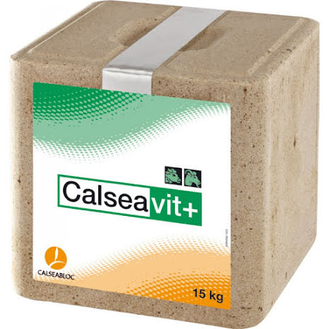 Mineralsten Calsea Vit