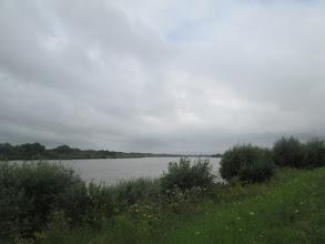 Photo: zicht op de Schelde
