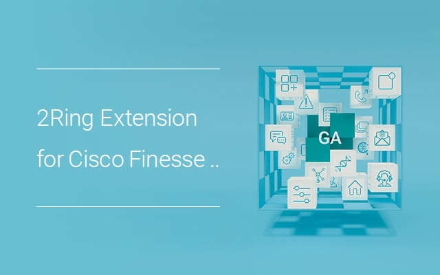 2Ring Extension for Cisco Finesse v4.0.0