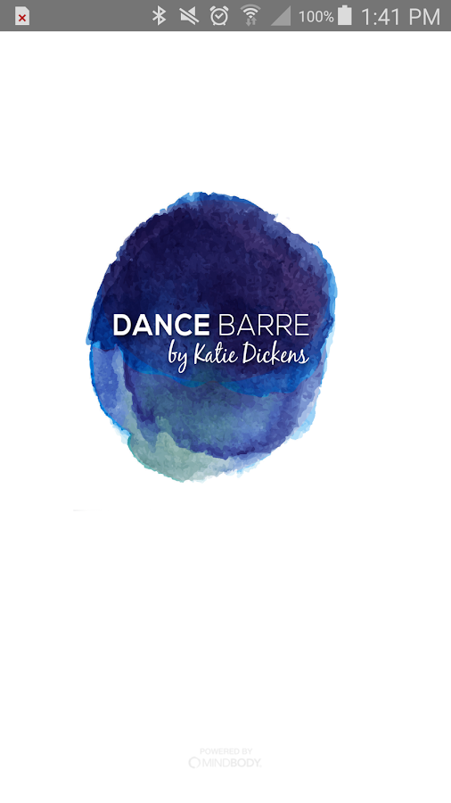 Dance Barre by Katie Dickens- screenshot