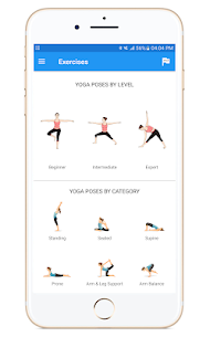Daily Yoga – Yoga Poses & Fitness Plans App Latest Version  Download For Android 1