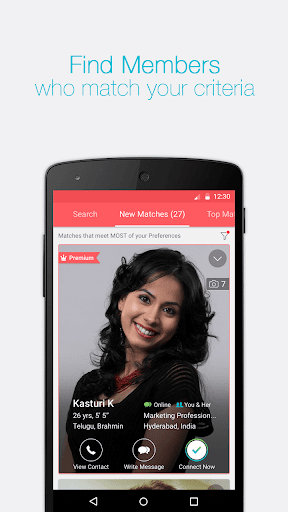 The Leading Telugu Matrimony App App Report on Mobile Action - App
