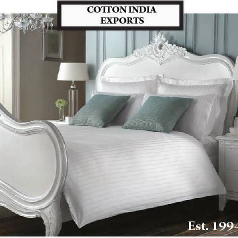 COTTON INDIA EXPORTS - Home Textile Manufacturer & Exporter