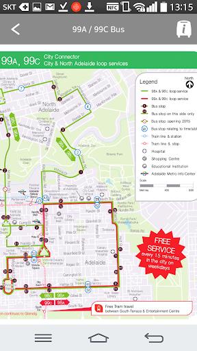 玩免費交通運輸APP 下載アデレード無料交通 - 98,99 Bus app不用錢 硬是要APP