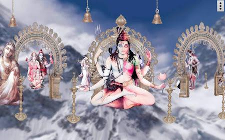4d Shiv Parvati Live Wallpaper 20 Apk Free Personalization