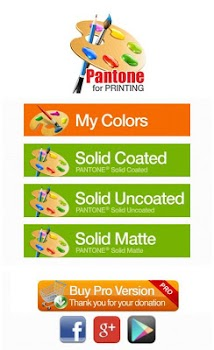 pColor (Pantone for Printing)