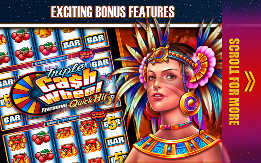 Quick Hit Casino Slots - Free Slot Machines Games screenshot 20